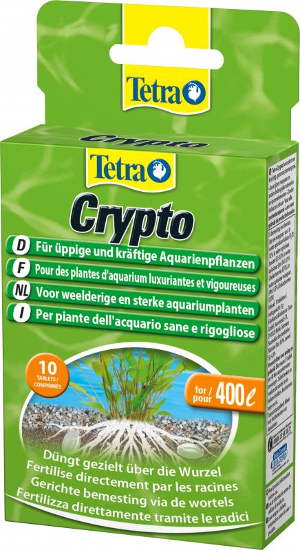 Tetra Crypto Engrais en comprimés