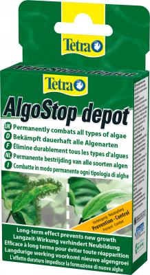 Tetra AlgoStop depot Anti-algues pour aquarium