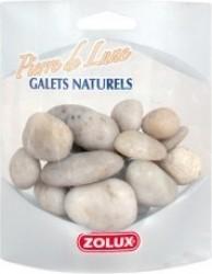 Galets naturels pour aquarium Pierre de lune