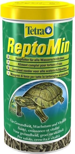Tetra ReptoMin sticks pour tortue d'eau