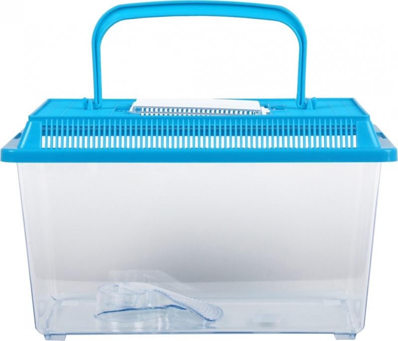 Boîte de transport et d'élevage pour reptiles Zolia