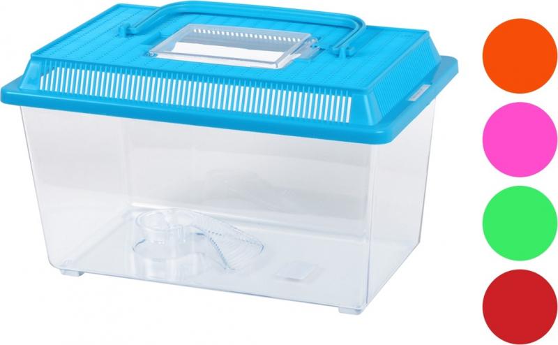 Zolia Transport- und Aufzuchtbox für Reptilien