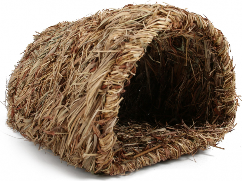 Tunnel pour lapin Herbes Zolia