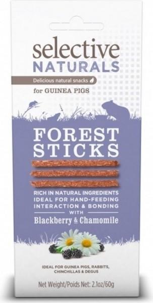 Friandise Selective Forest Sticks aux mûres et camomille