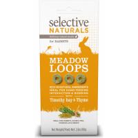 Selective Meadow Loops für Kaninchen mit duftendem Heu und Thymian