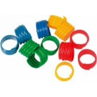 Plastic rings for Chickens