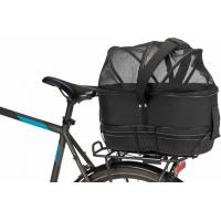 Panier pour vélo électrique pour porte-bagages étroits