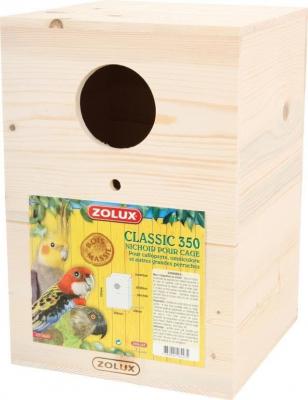Nichoir classic 350 pour calopsittes, omnicolores et grandes perruches