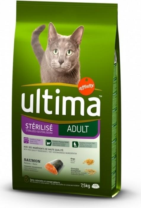 Affinity ULTIMA Adult Stérilisé au Poulet ou au Saumon