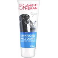Clément Thékan - Shampoing Poils Courts à l'Huile de Vison pour Chien & Chat