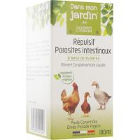 Clément Thékan - Dans Mon Jardin - Répulsif Parasites Intestinaux pour Volailles