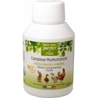 Clément Thékan - Dans Mon Jardin - Complesso multi-vitaminico per Animale di Bassa corte