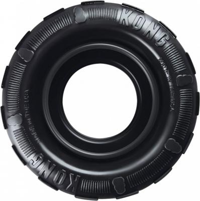 Spielzeug KONG Tires in schwarz - 2 verfügbare Größen
