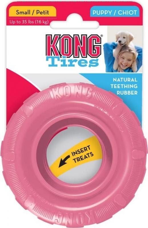 Jouet pour Chiot KONG Puppy Tires
