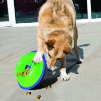 Brinquedo para cães / Tigela Kong Tiltz™ Distribuidor de guloseimas