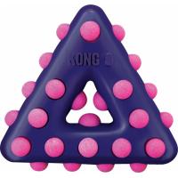 Jouet dentaire KONG Dotz™ Triangle
