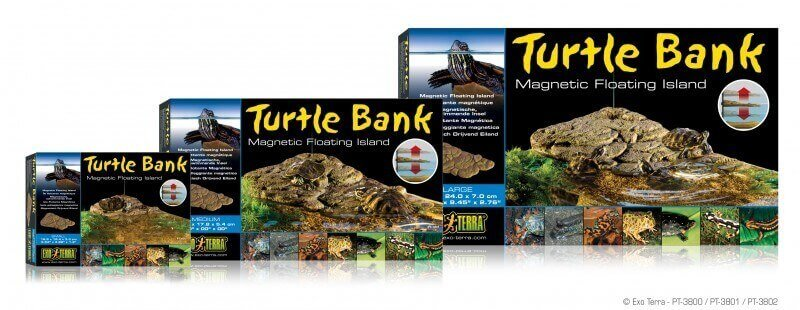Plage mobile pour tortue Turtle Bank_2