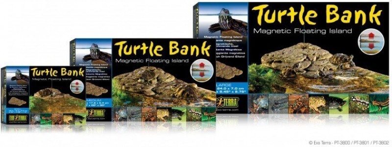 Turtle Bank Exo-Terra Plage mobile pour tortue