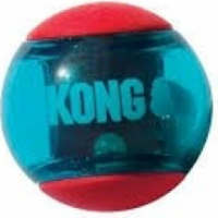 Balle pour chien KONG Squeezz® Action Ball
