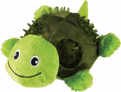 Jouet sonore et dentaire KONG Shells™ Tortue / Turtle