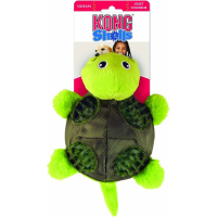 Jouet sonore et dentaire KONG Shells™ Tortue / Turtle