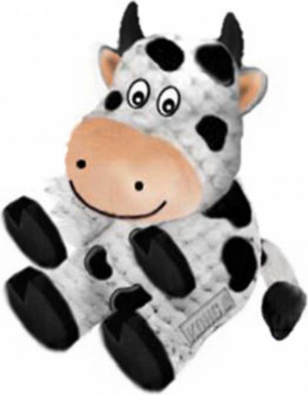Jouet sonore pour chien KONG Wiggi™ Vache