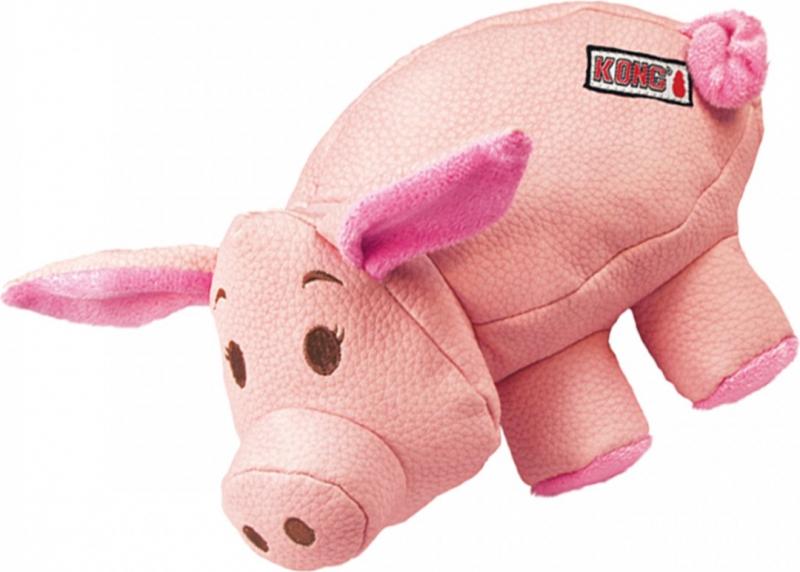 Jouet pour chien KONG Phatz Cochon