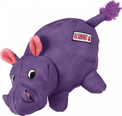 Jouet pour chien KONG Phatz Hippo