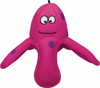 Jouet pour chien KONG Belly Flops™ Octopus Poulpe