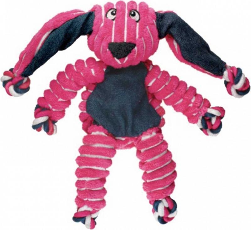 Jouet KONG Floppy knots bunny