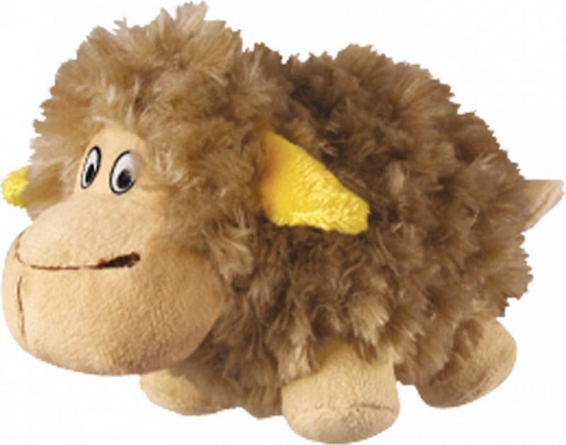 Peluche KONG Barnyard Cruncheez Sheep (Mouton)