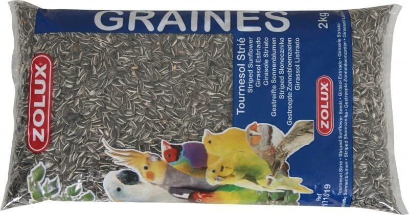 Semillas de girasol (pipas) Zolux