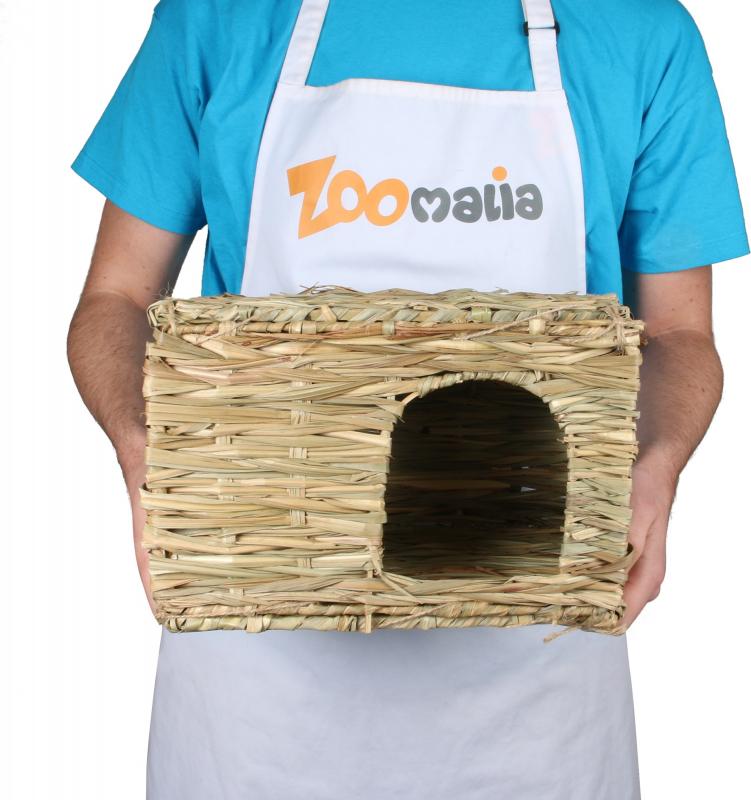 Casetta Canna Zolia per roditori