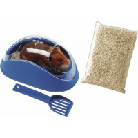 Koky Hamster Toilet with Scoop