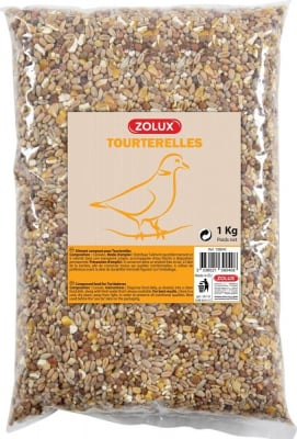 Graines pour tourterelles Zolux