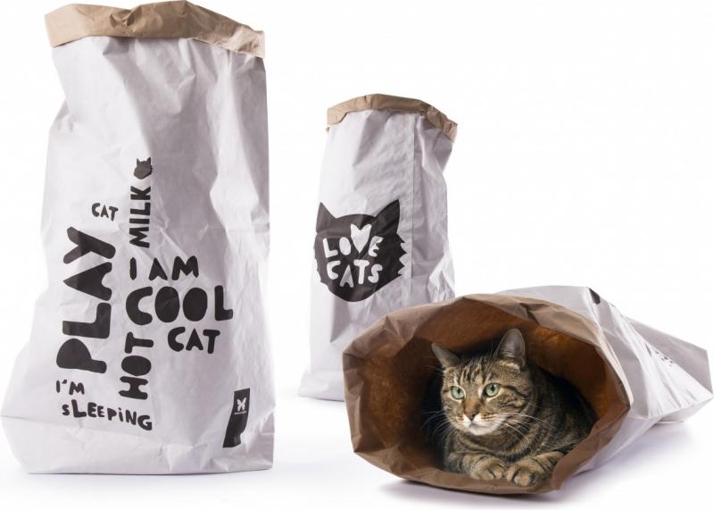 Parco giochi confortevole Love Cat's Bag