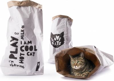 Niche et aire de jeu Love Cat's Bag