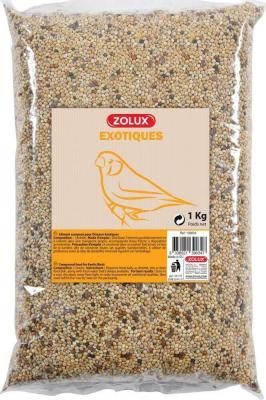 Graines pour oiseaux exotiques Zolux