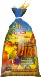 Millet rouge 500g - Zolux
