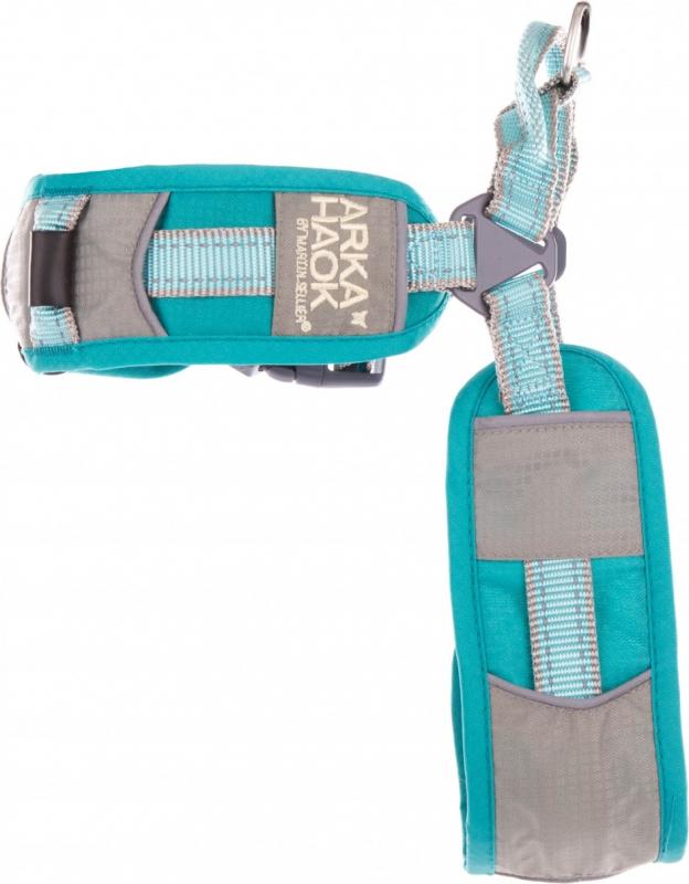 Arnés para perro Arka Hoak - ideal deporte extremo- Noruego - Varios colores disponibles - Para perros pequeños