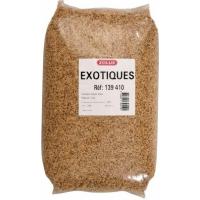 Mélange pour exotiques sac 12kg