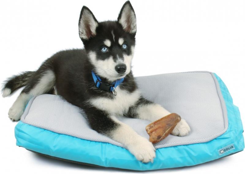 Coussin d'extérieur pour chien Zolia Yéti-Mat - disponible en 60, 75 et 90 cm