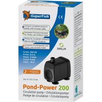SuperFish PondPower Pompe de circulation pour bassin
