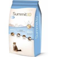 SUMMIT10 Light & Sterilised pour Chat Stérilisé ou en Surpoids