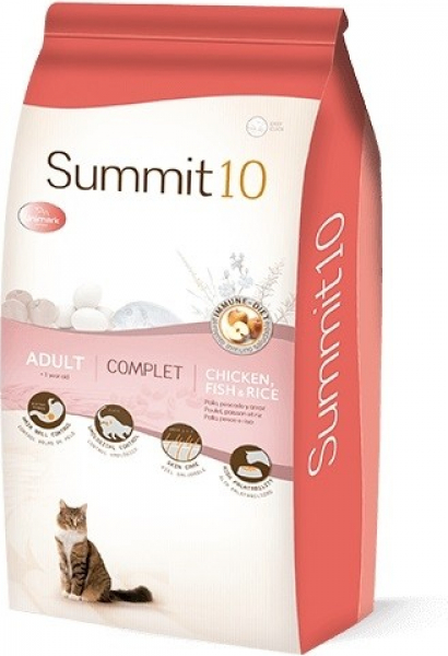 SUMMIT10 Adult Complet pour Chat Adulte