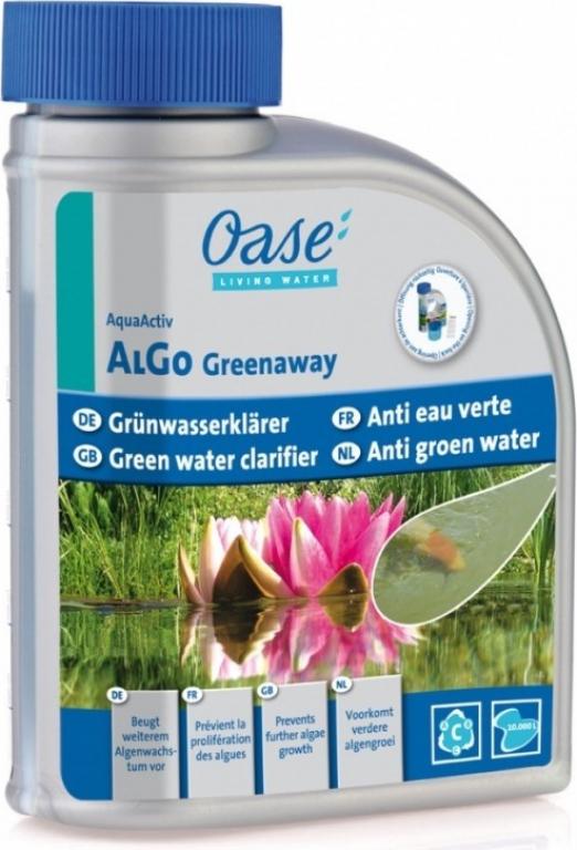 Oase AquaActiv AlGo Greenaway Anti eau verte pour bassin
