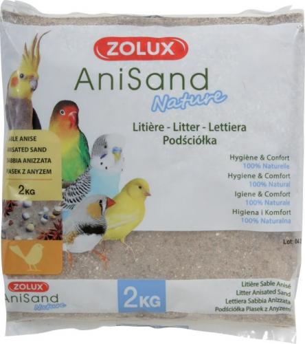 Sable anisé AniSand Nature - plusieurs contenances