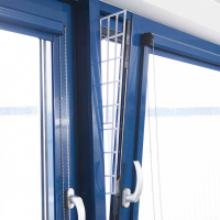 Grille de protection pour fenêtres