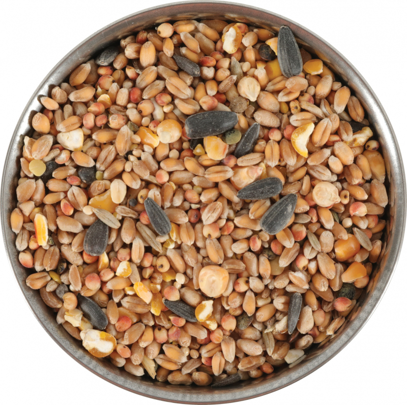 Saco de granulado (pienso) para pájaros 12 kg