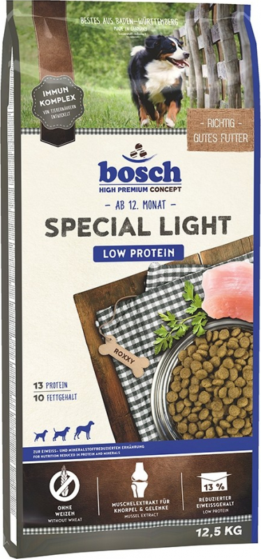 BOSCH Special Light Low Protein pour Chien Adulte